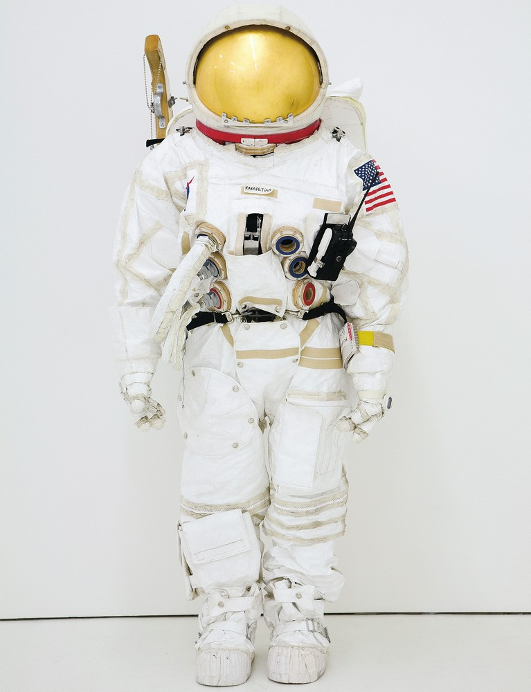 Space Suit, 2007 Courtesy Gagosian Gallery, photo by Joshua White