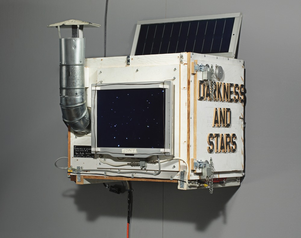 Darkness & Stars, 2007-2012 Courtesy Sperone Westwater Gallery, photo by Genevieve Hanson