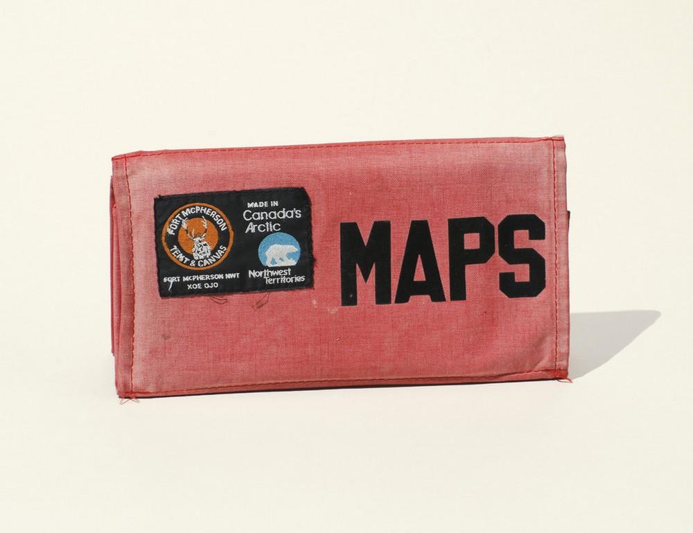 Hawk's map wallet