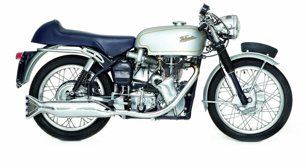 1965 Velocette Thruxton 498cc Single Just 1,108 Thruxtons were manufactured before the company closed in 1971. The first, 1965's 41-horsepower production model, clocked in at 110 mph and was a favorite among professional racers.