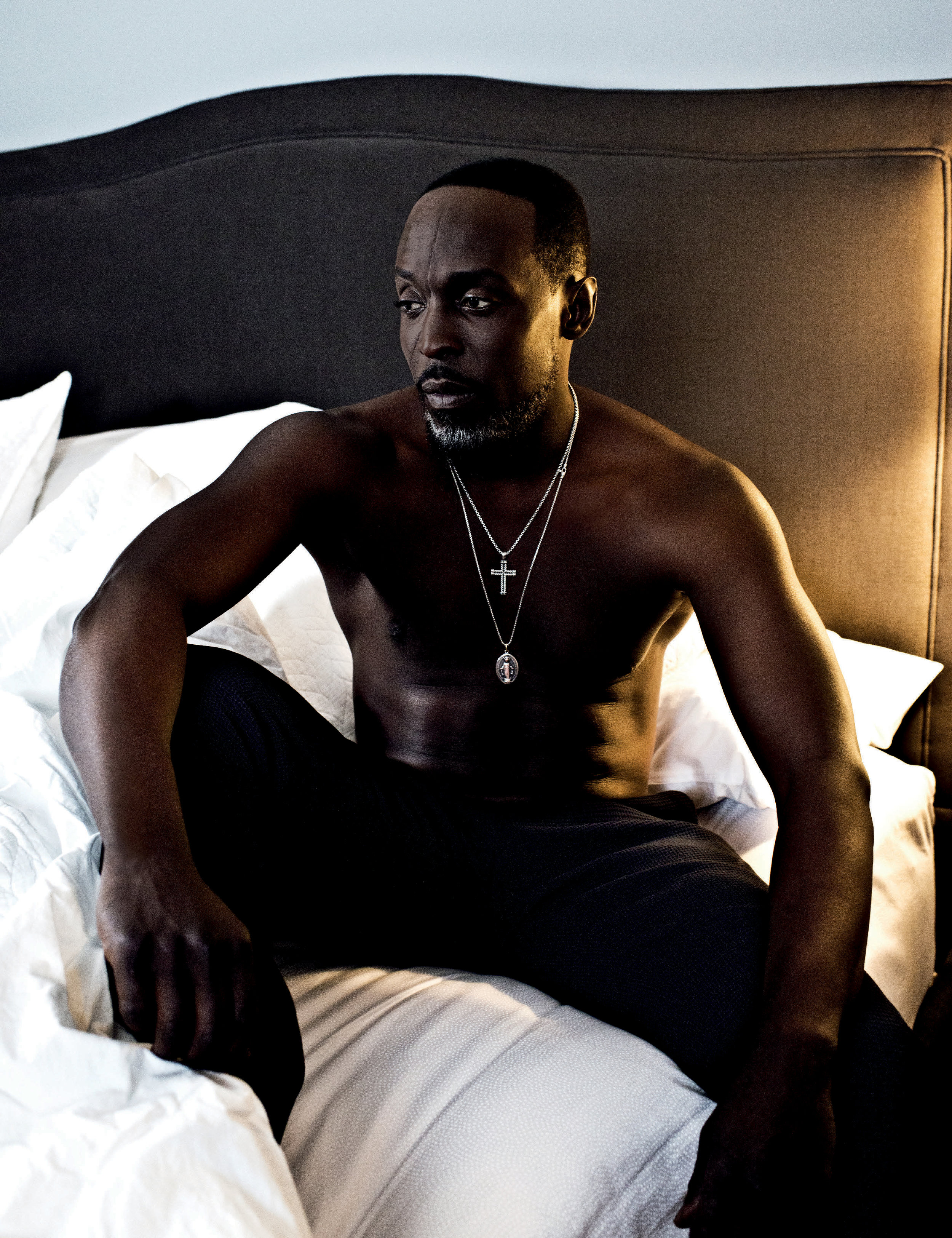 Omar Williams life after omar. actor michael k. williams is more than the