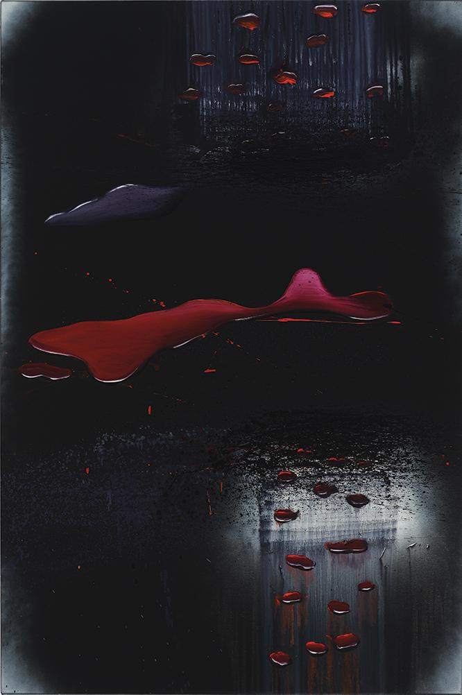 Dirk Skreber No. 11, 2010 Oil on canvas
