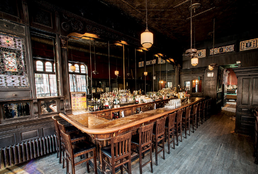 THE BROOKLYN INN Photography by IVAN BIDEAC
