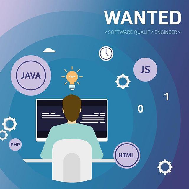 Hľadáme kolegov, aj #softwarequalityengineer #joinus #pridajsaknam #pracujvdavinci #davincisoftware check ➡️ www.pracujvdavinci.sk