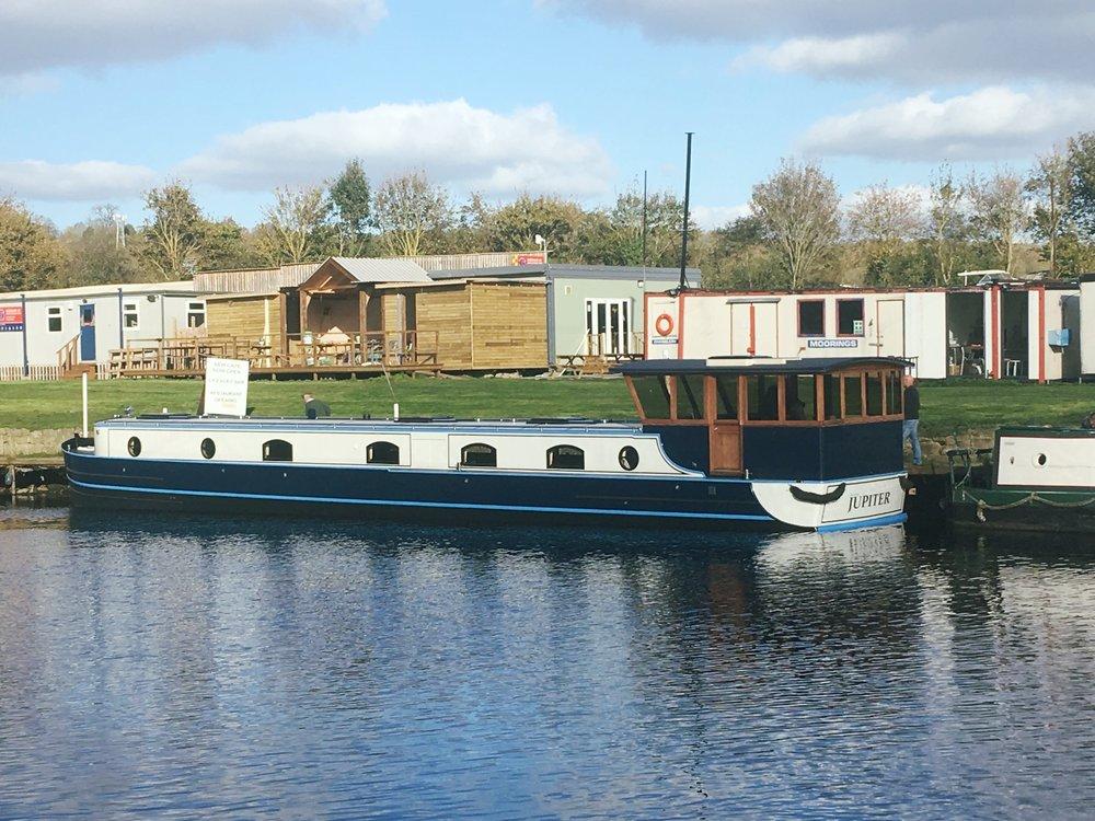 Jupiter Barge