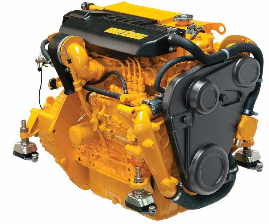 Engines - Powered by a Vetus engine you can rely on. Quiet and smooth in operation, it will give you years of trouble free boating pleasure.