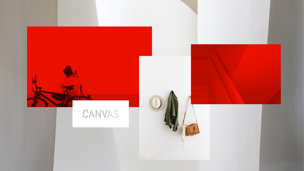 Canvas branddesign