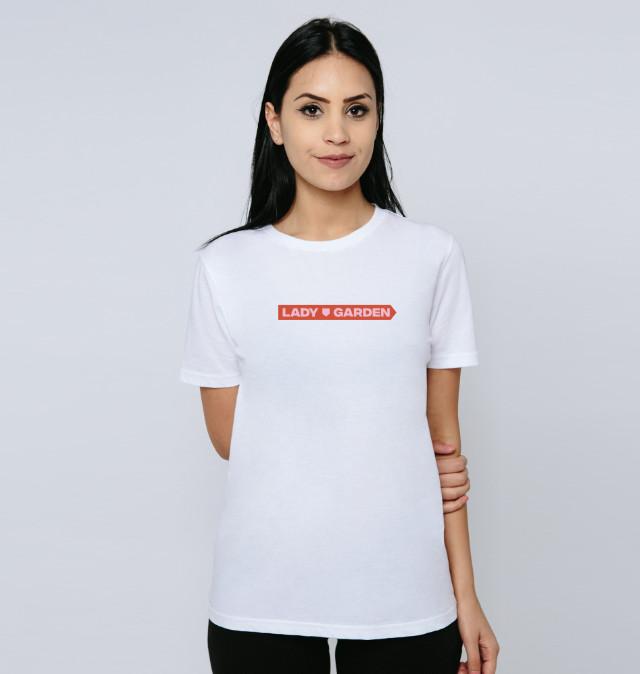 Lady Garden T-Shirt - £19