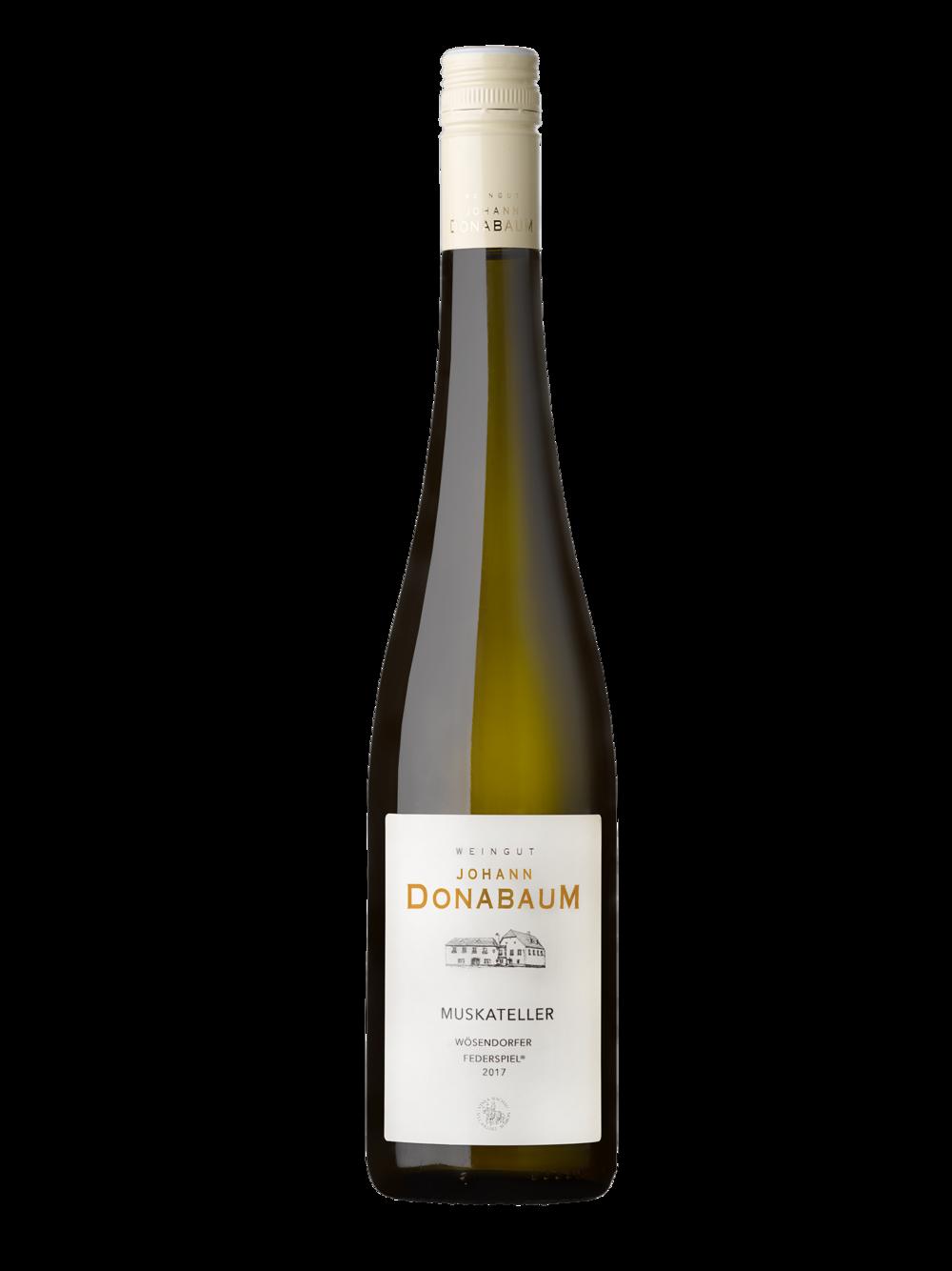 Weingut Johann Donabaum - Muskateller Federspiel