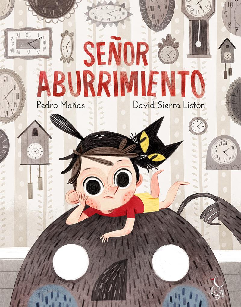 Señor Aburrimiento - 2018. Pedro Mañas. Libre Albedrío.