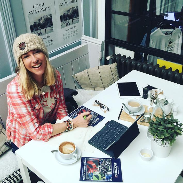 Denise Enstone - Founder & MD