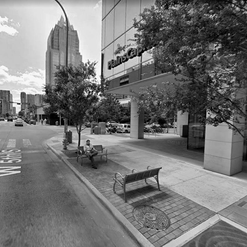 5TH & COLORADO STREETSCAPE -