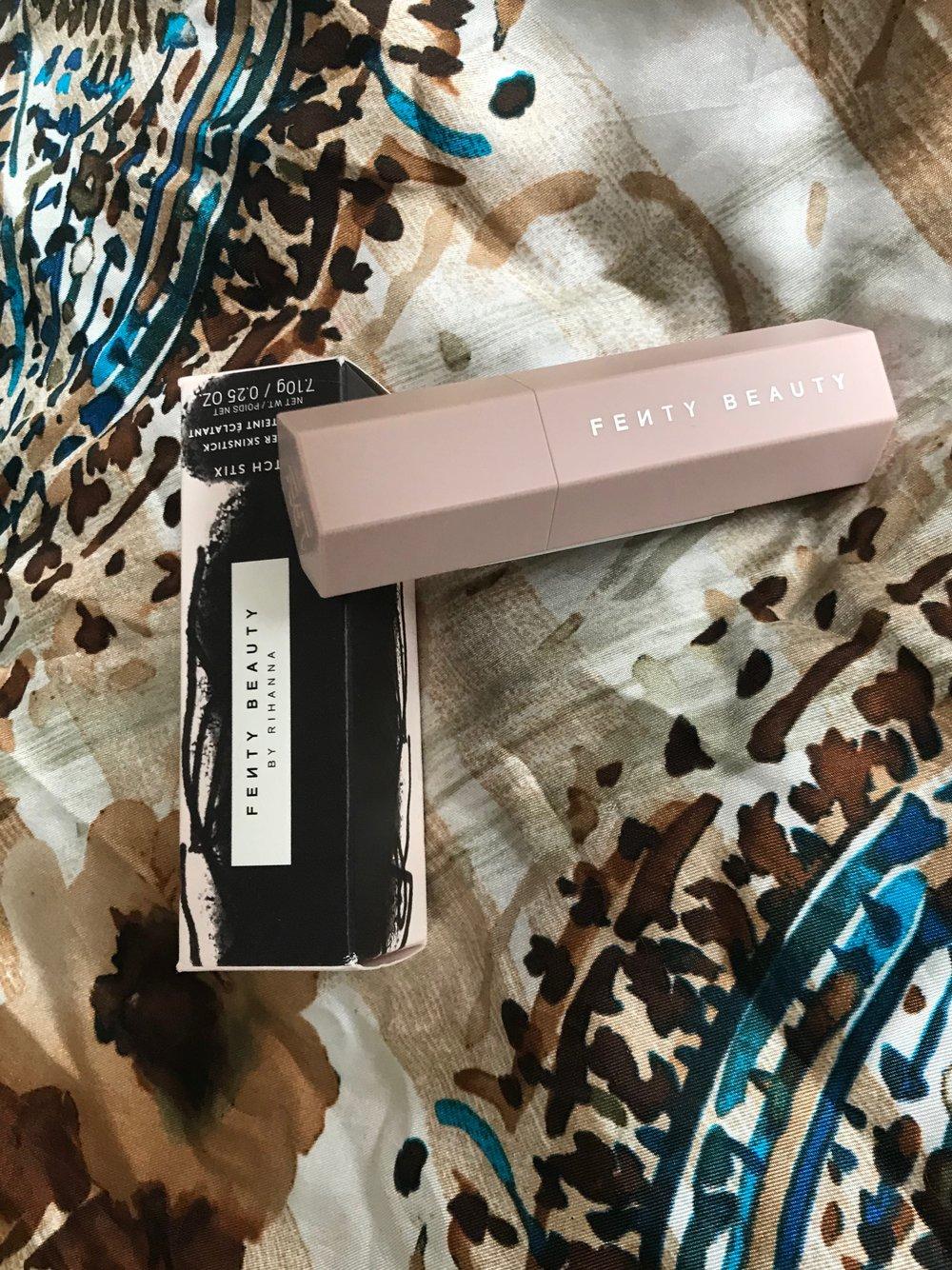 Something New: Fenty Beauty Match Stix Shimmer Skinstick in shade RIDIIIC