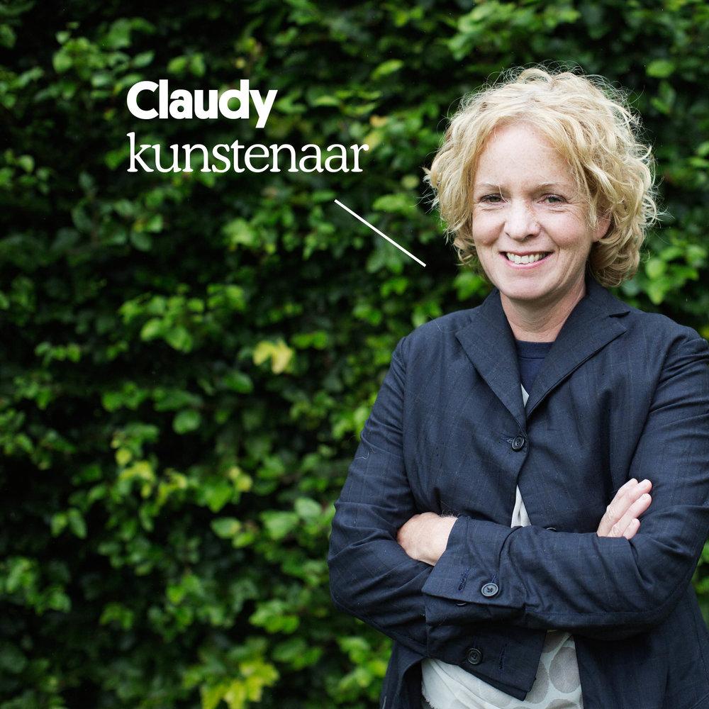 CLAUDY jongstra - Kunstenaar zoekt boeren met land en leffebruari 2019