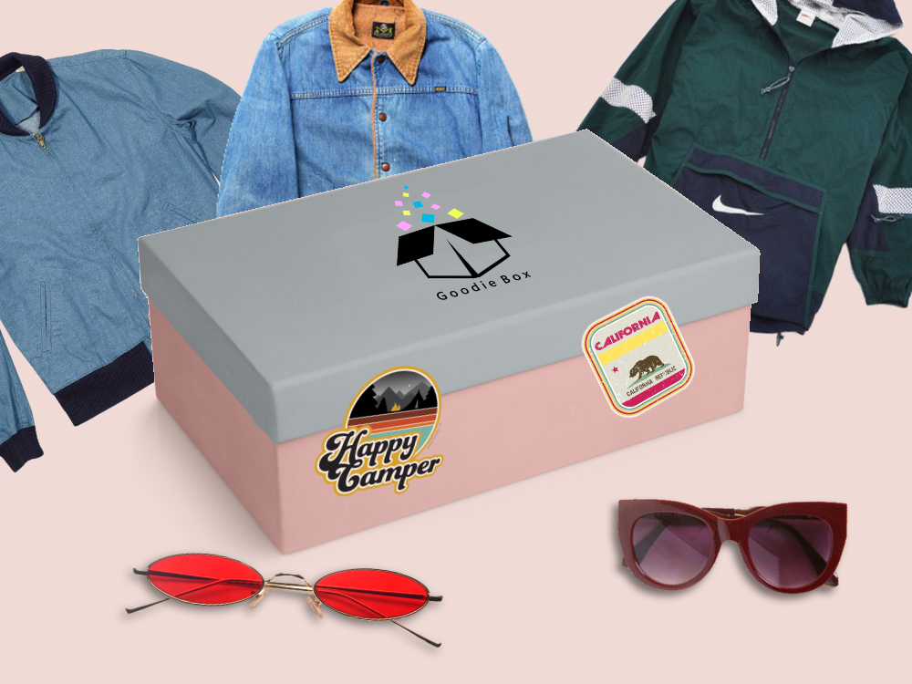 - Want to throw it back a couple decades? Wishing for the same trending look from the 70s, 80s, or 90s? Order the VintageBox and receive 4-8 of the most timeless and rare items.