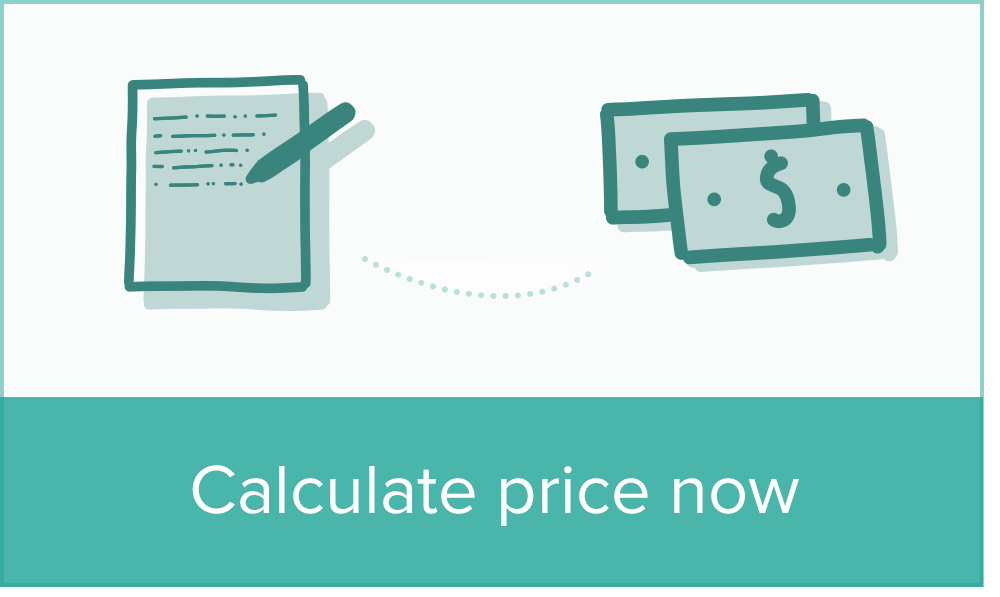 Calculate price now - BDD tools