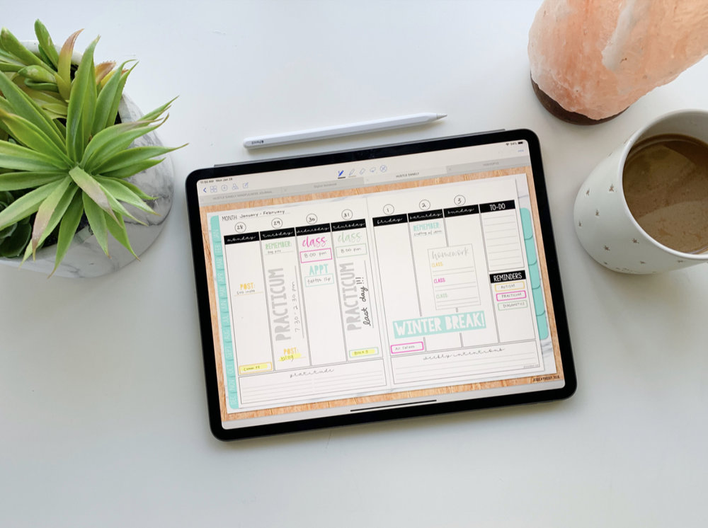 Switching to Digital Planning