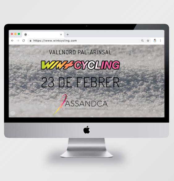 Web - Tots els sponsors tindràn un espai en el footer del lloc web, que tindrà un fort posicionament a Andorra i Espanya. Cada logotip podrà tenir un enllaç al lloc web de l'espònsor.Inserció logotip / imatge / enllaçINCLÓS AMB TOTS ELS PATROCINIS