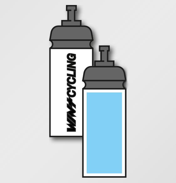 Bidons - El bidó de l'esdeveniment serà una peça exclusiva per un patrocinador únic. Tindrà un espai de 90 x 105 mm en una de les cares, per promocionar la seva empresa.Es produiran 150 bidons que es lliuraran a cada participant en el wellcome pack amb altres obsequis.Espai del marcatge(90 x 105 mm)Impressió a 1 colorPREU350 € (i.g.i inclòs)