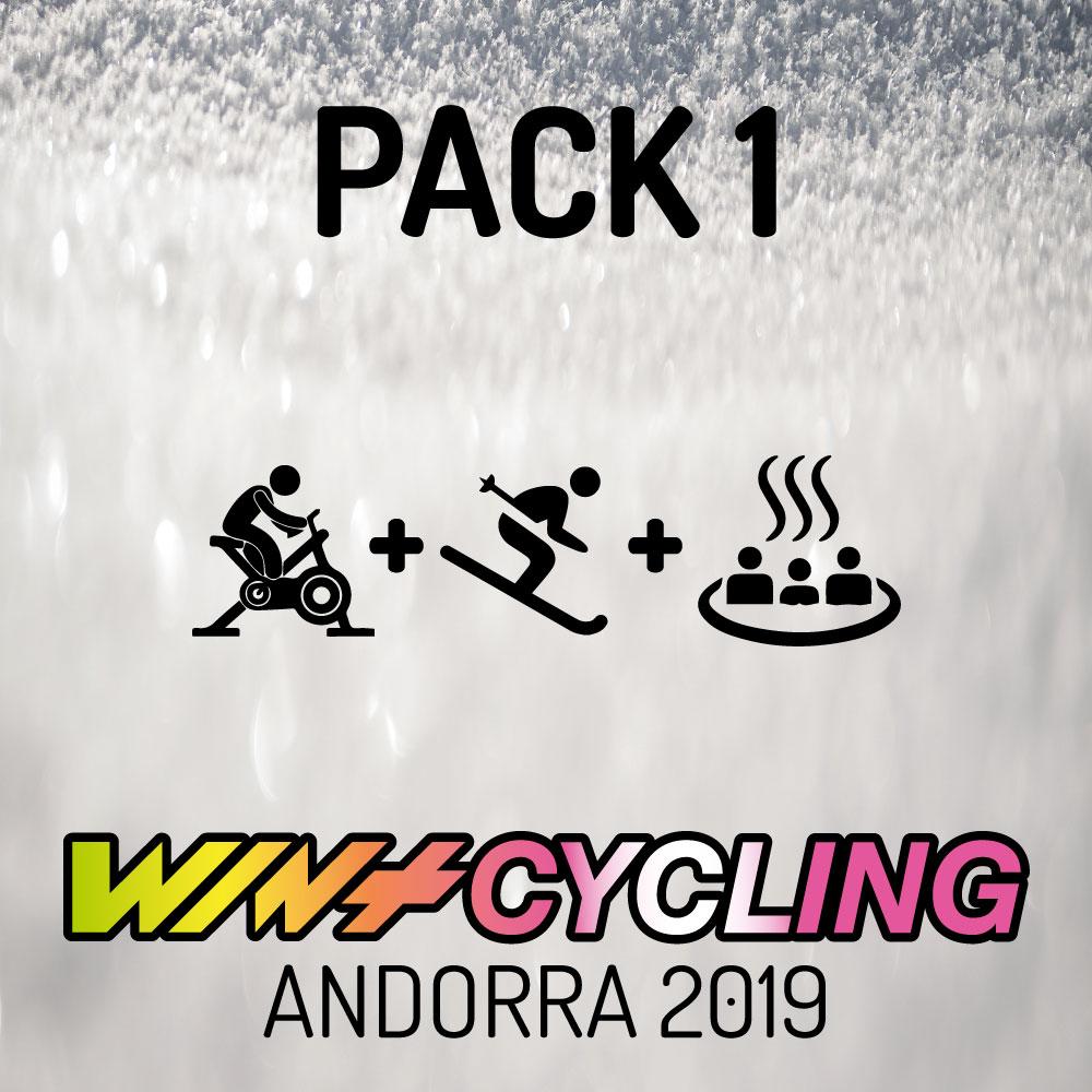 - ENTRADA WINTCYCLING 20191 DIA FORFET PAL ARINSAL1 ENTRADA CALDEADes de: 93.00 €