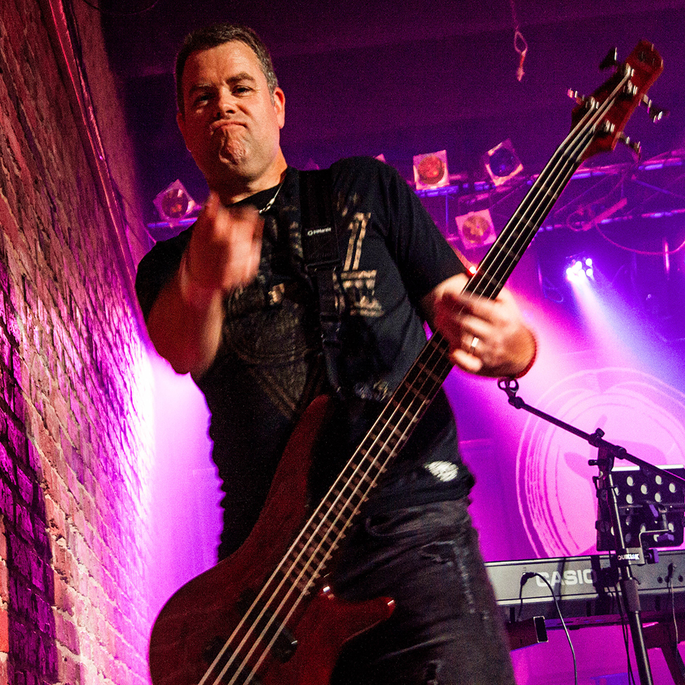 Rob Brown - Bass