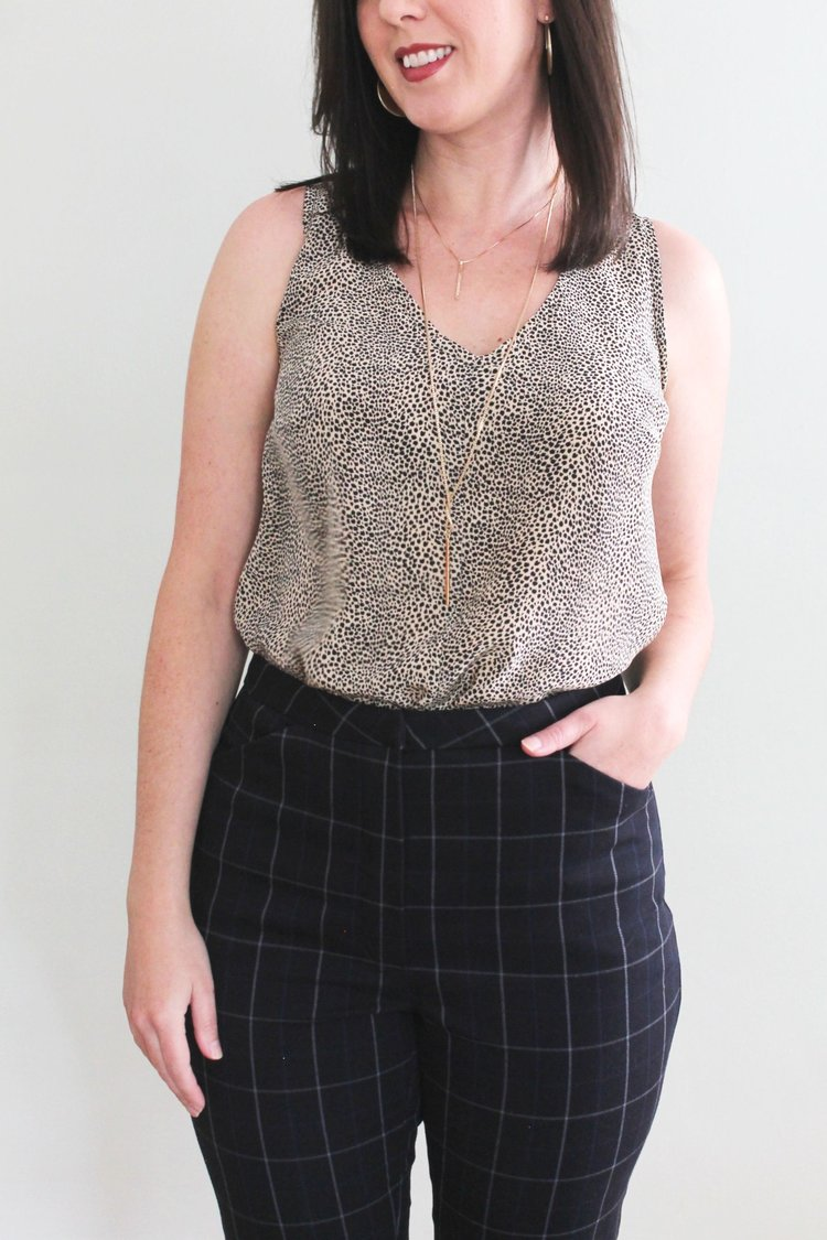 Sasha Trousers with  Hana Tank