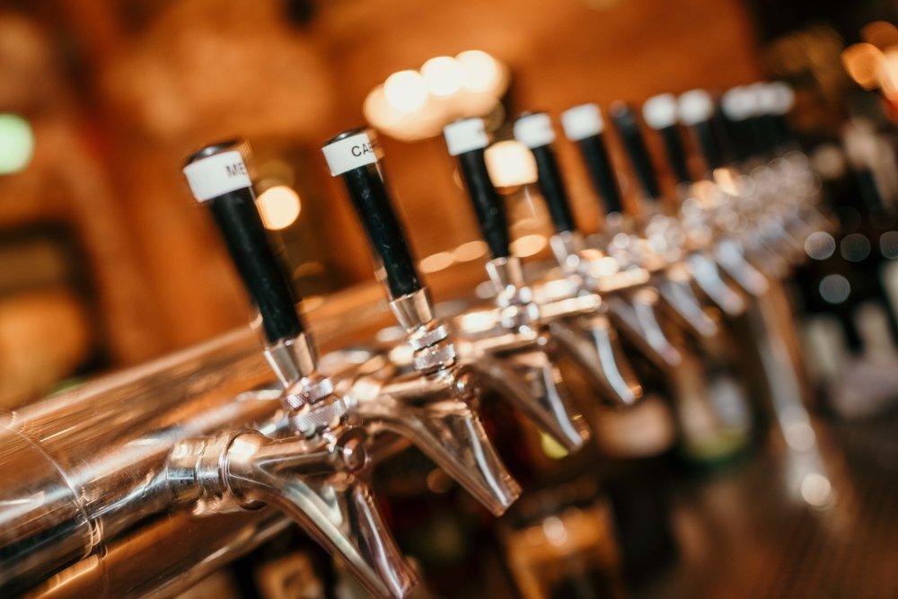 Wine taps!