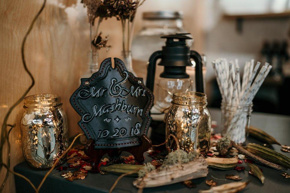 denver wedding decor