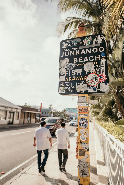 Junkanoo Beach in Nassau