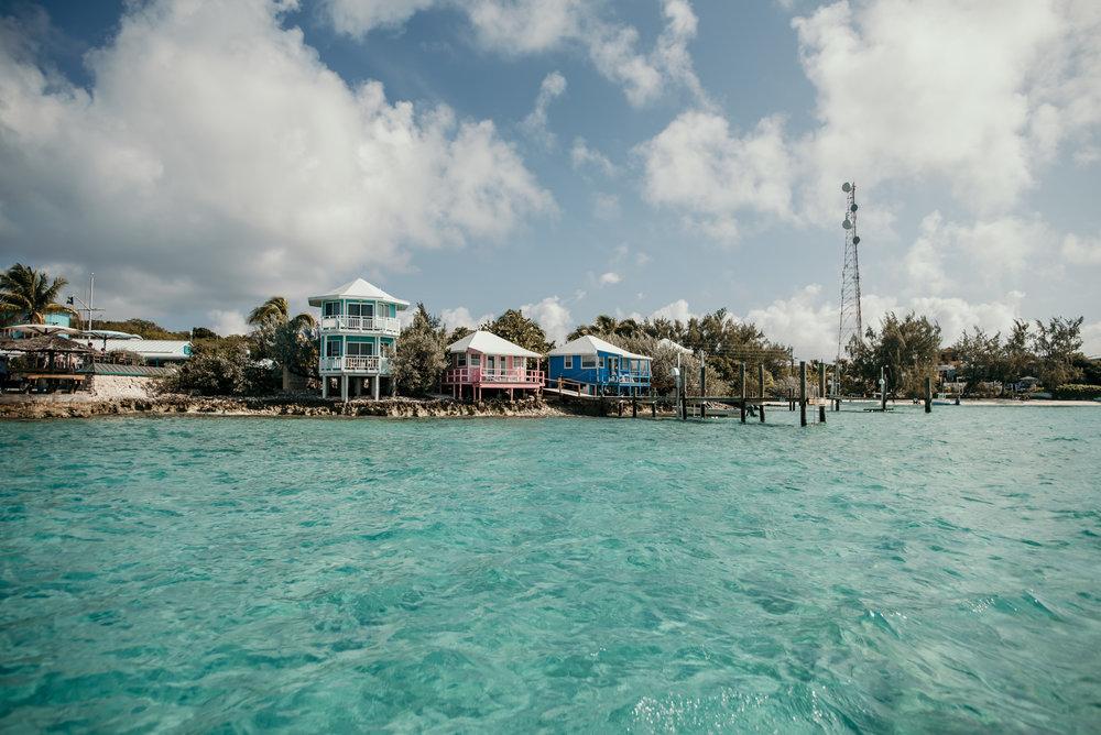 staniel cay in exuma bahamas