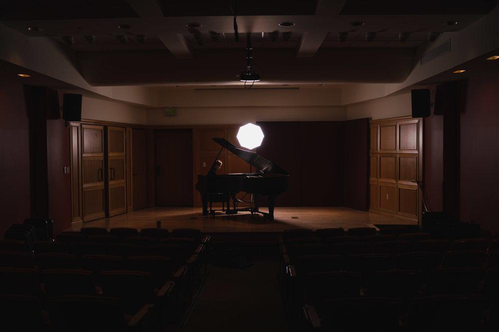 denver portrait photographer piano at university of denver