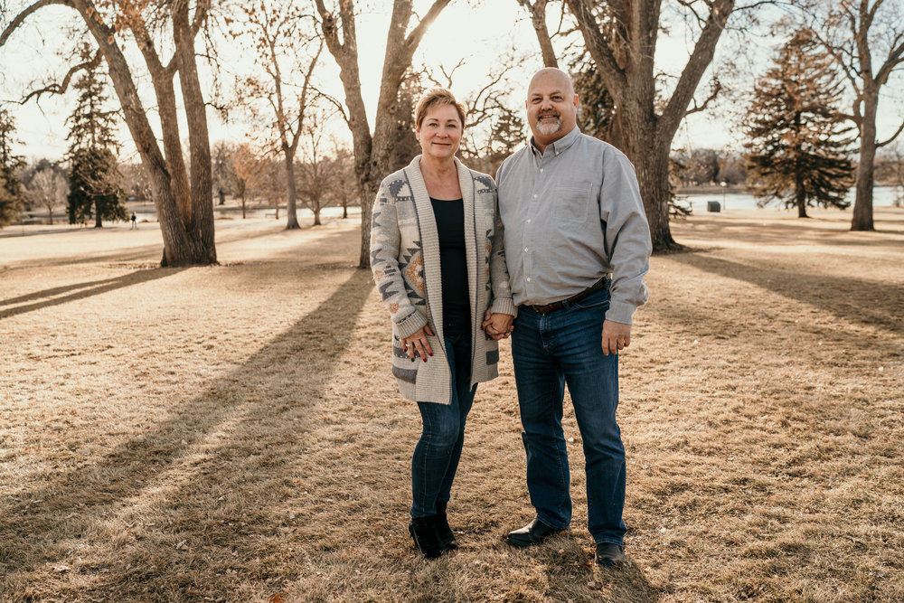 denver family photographers at city park grandparents