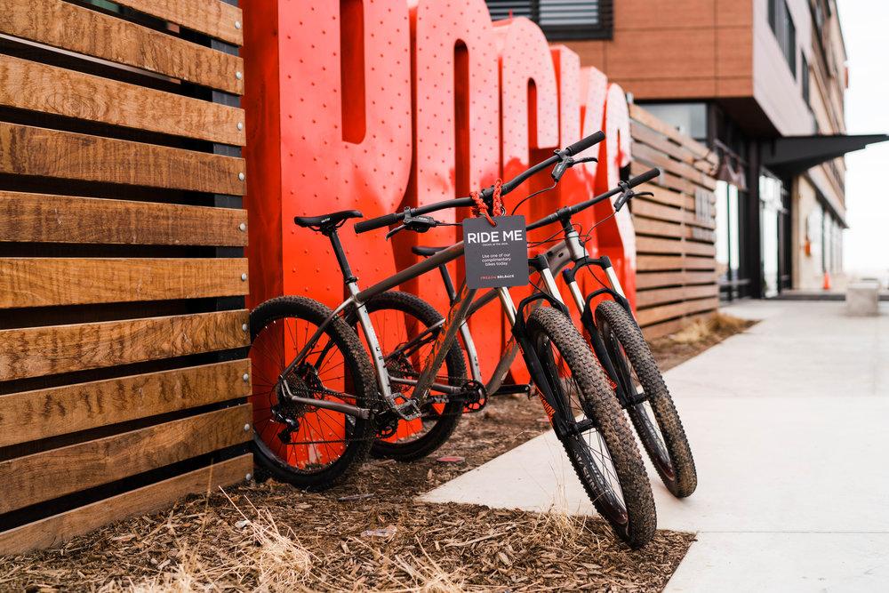 denver commercial photographer tim gillies photography origin hotel red rocks bike rentals