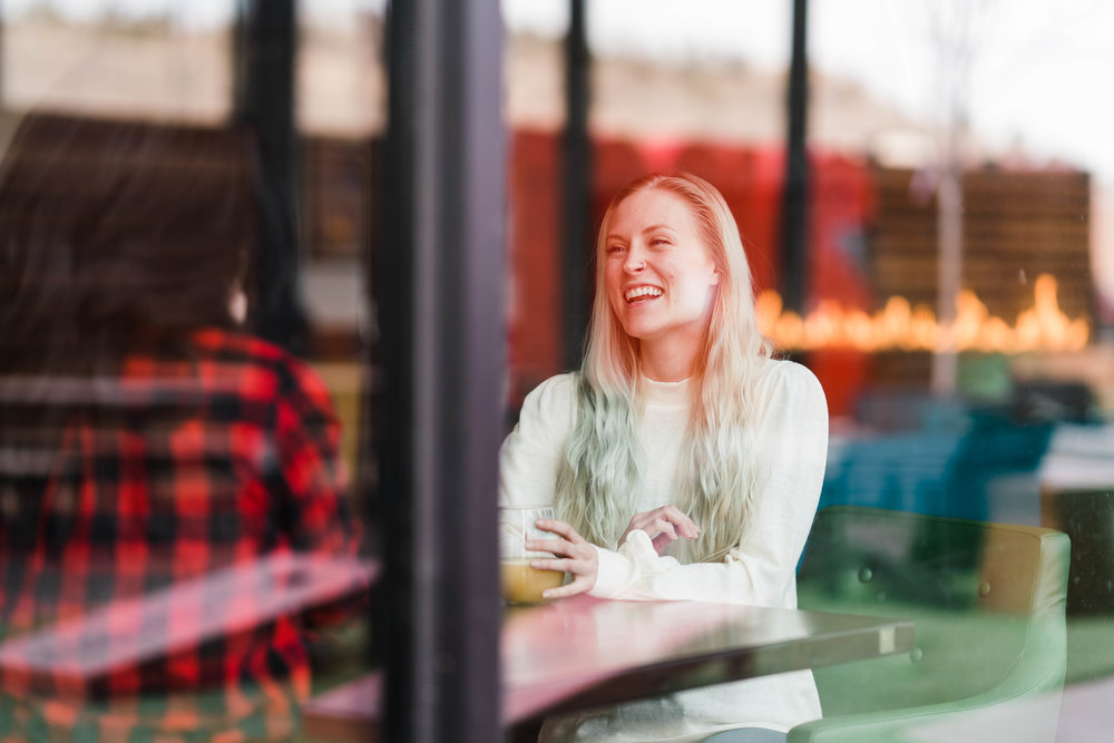 denver commercial photographer tim gillies photography origin hotel red rocks window laughing