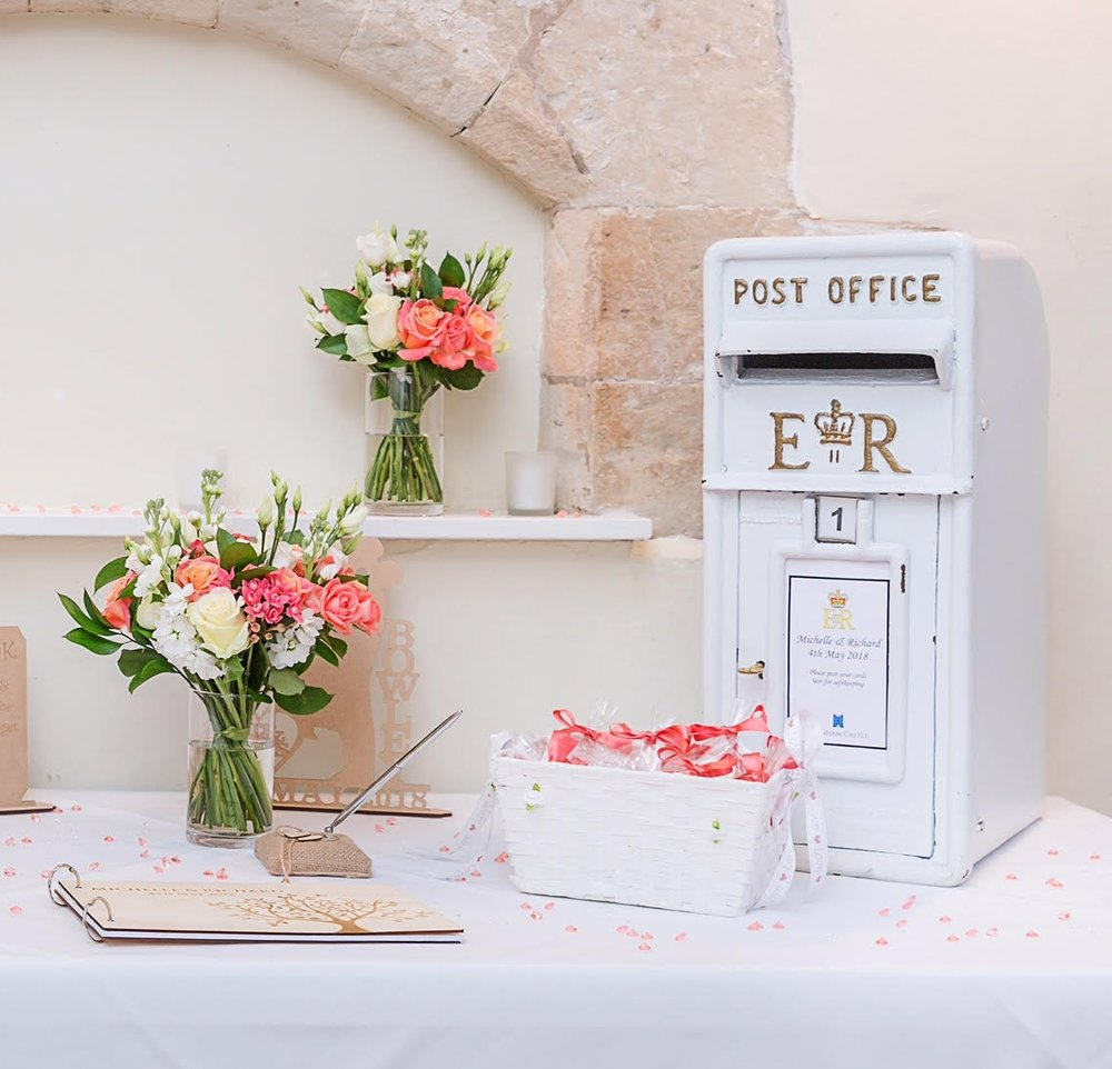 Post box - £00.00