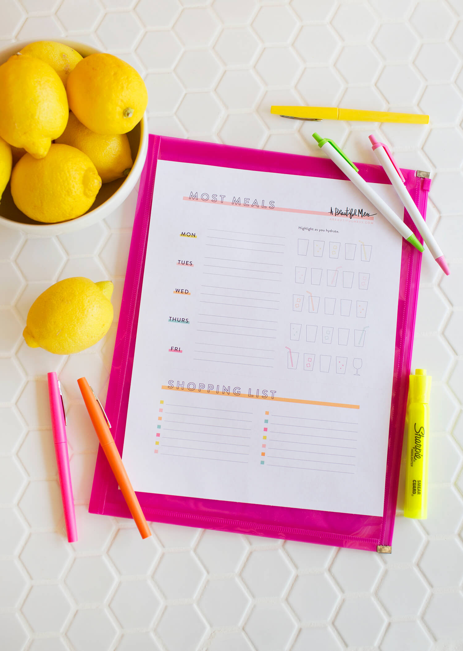 most-meals-printable-planner