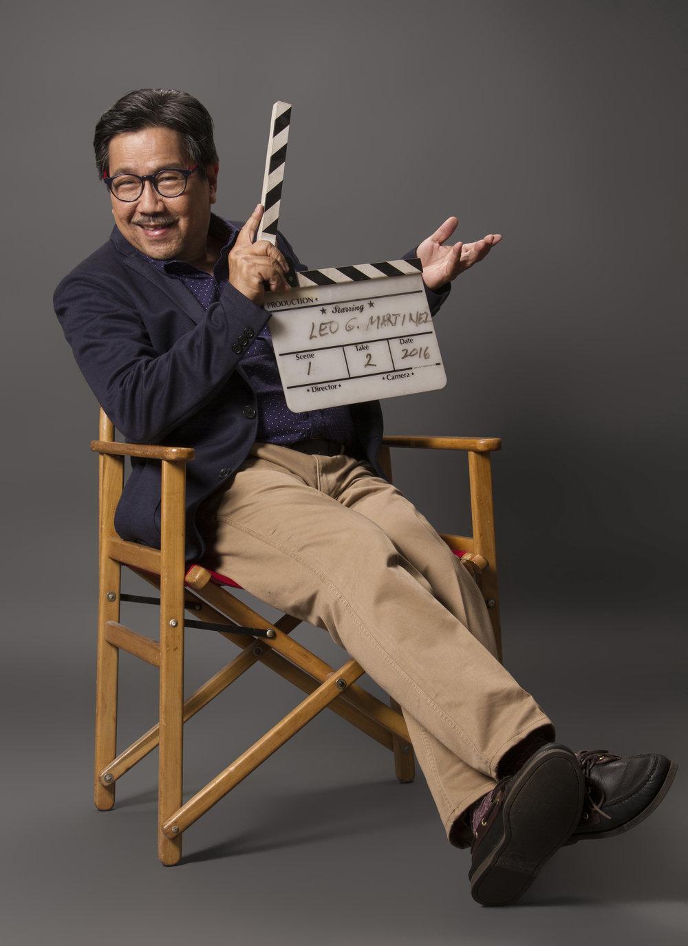 LEO MARTINEZ - Actor   Director