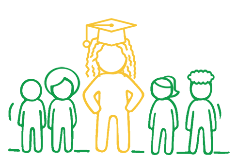 - Students stand out on college applications or start careers with industry-recognized credentials to qualify for well-paying jobs right out of high school.