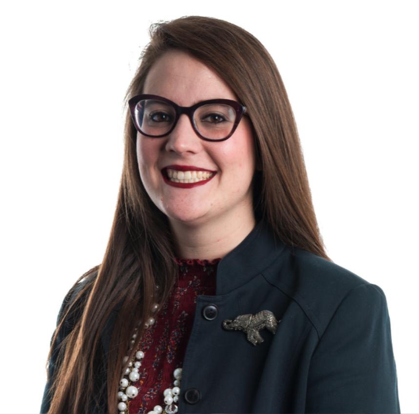 Sarah Leverett, Program Manager, YouthForce Internships