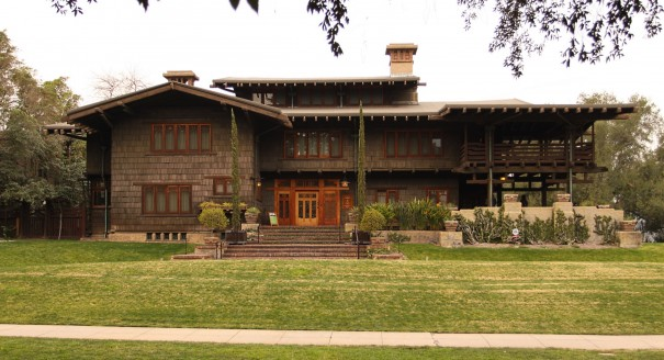 Greene & Greene Gamble House