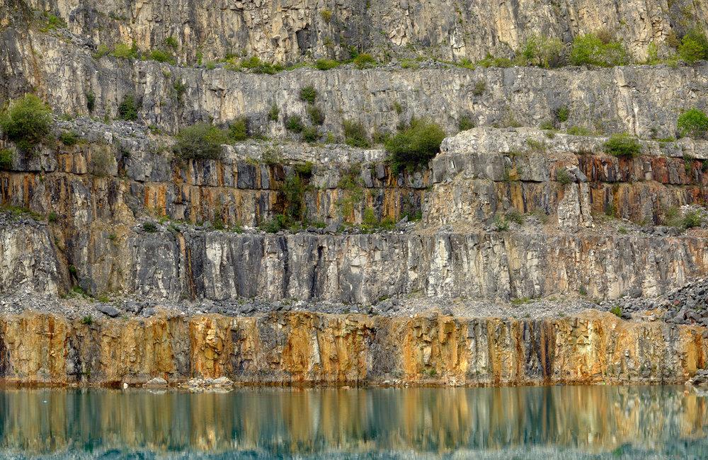 Middlepeak Quarry #1, 2011