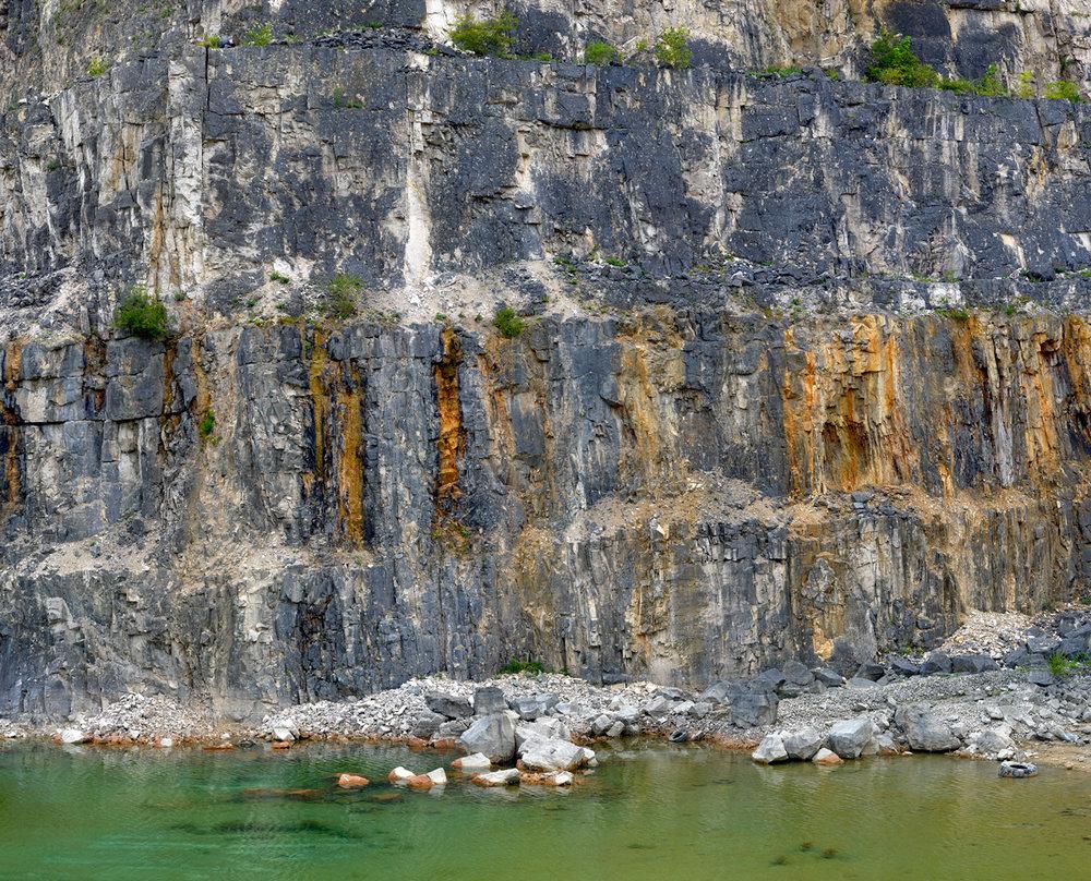 Middlepeak Quarry #3, 2011