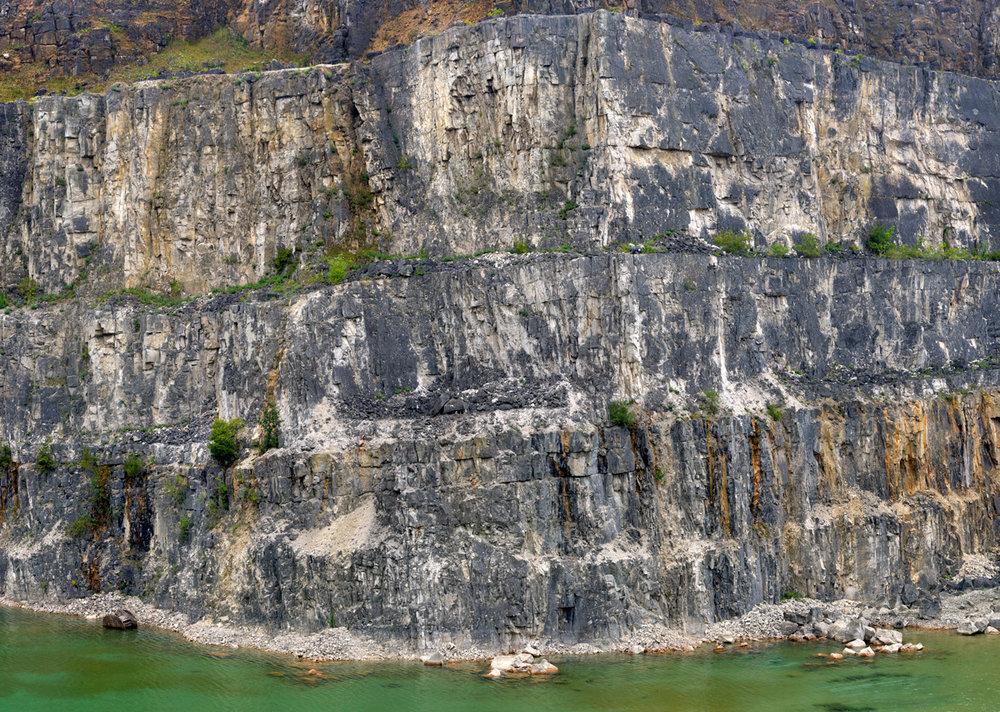 Middlepeak Quarry #5, 2011