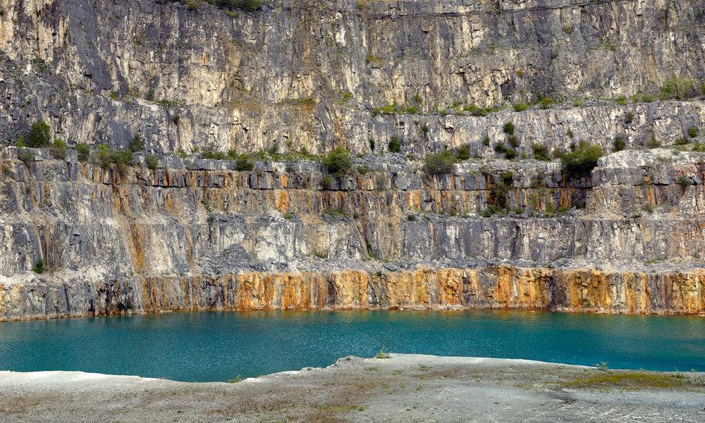 Middlepeak Quarry #7-2, 2011