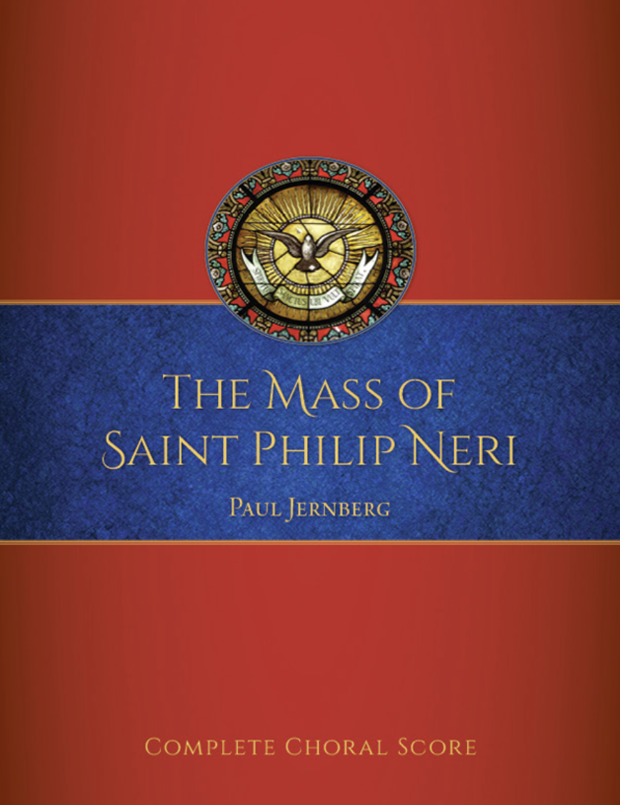 The Mass of Saint Philip Neri - Find more at www.pauljernberg.comWe provide new beautiful repertoire, by our founding director Paul Jernberg and others, which has the gift of resonating strongly with people of good will today, while being firmly rooted in our great sacred music traditions.