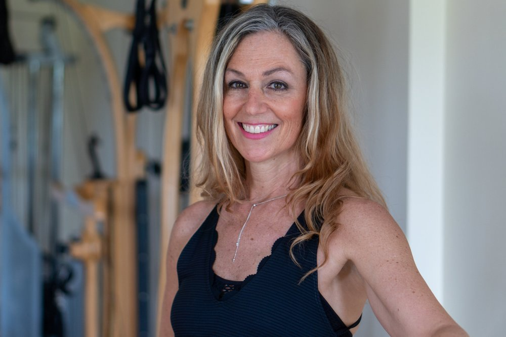 Lisa Lansing - Movement Educator • GYROTONIC EXPANSION SYSTEM® • INSPIRAL PILATES®