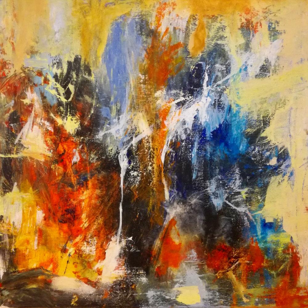 Kunstner: Birgit Jensen