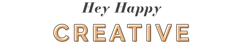 Hey Happy Creative - Business and mindset coaching for creative entrepreneurs
