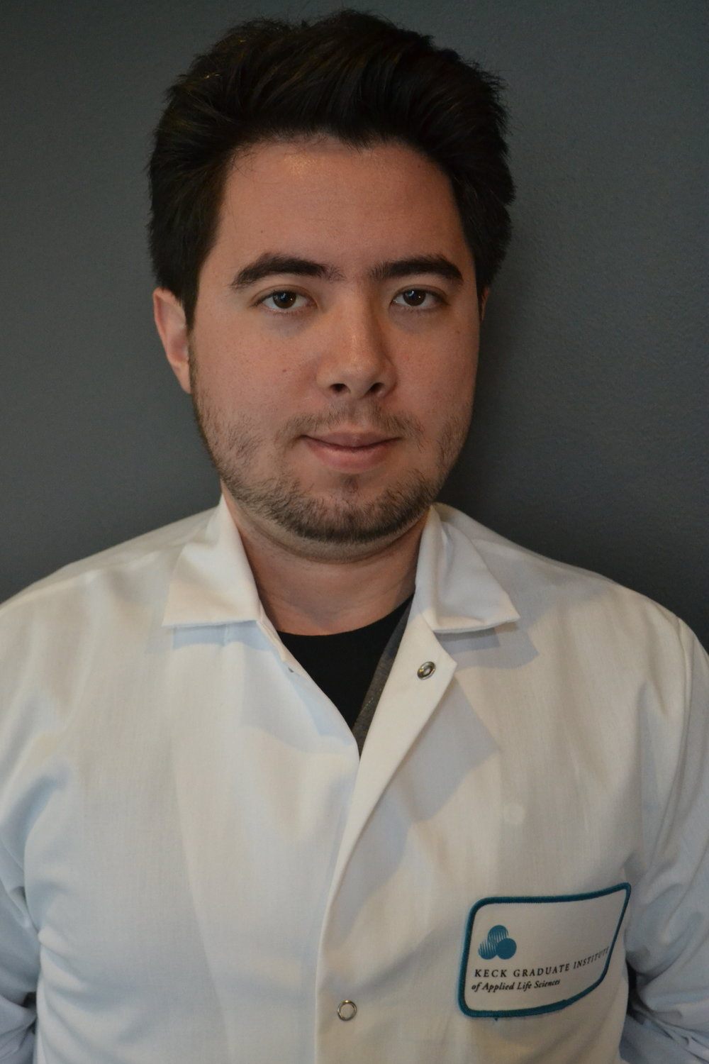 Joshua Littig - Master of ScienceJoshua earned a BA degree in Neuroscience from the University of California Riverside in 2015. He is currently a masters student of Applied Life Science at Keck Graduate Institute with interests in biomarker discovery.