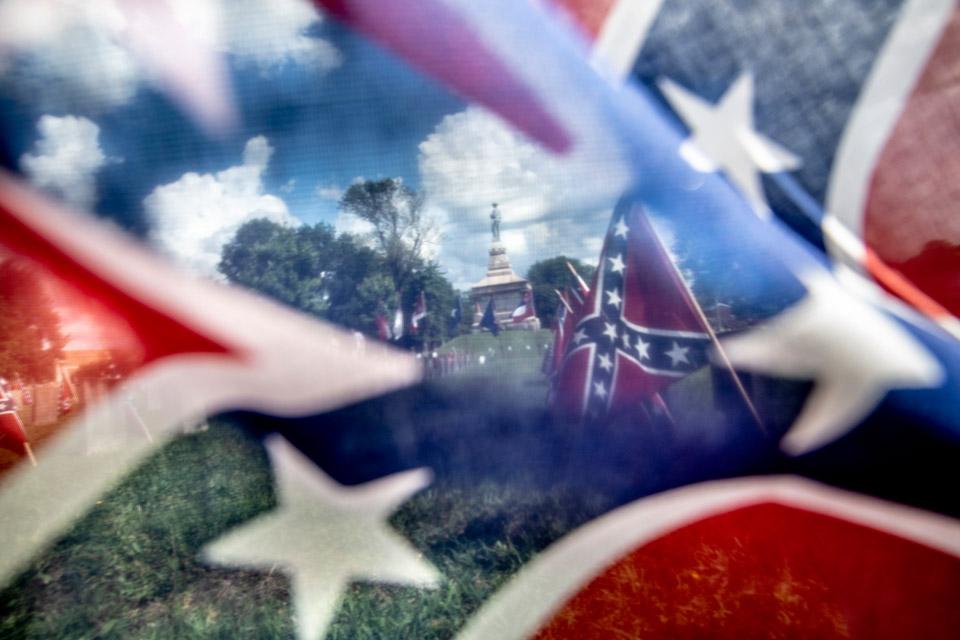 Confederate Memorial Day, Virginia, 2018
